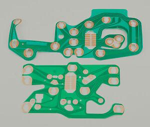 corvette speedo tach printed circuit board 1978 1982 gauge cluster rh ebay com