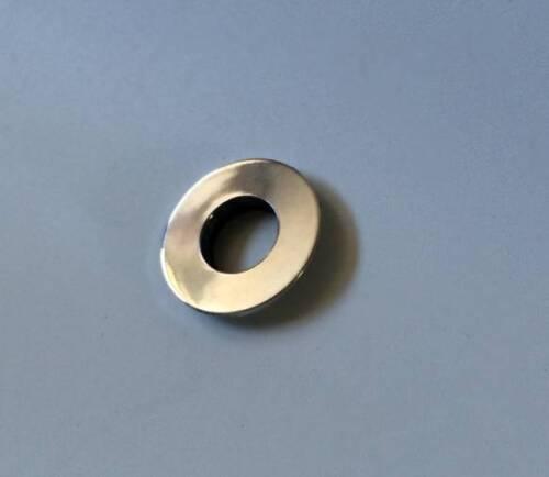 Aluminium hochglanzpoliert D MB C219 W219 Chrom Ring für Handschuhfach