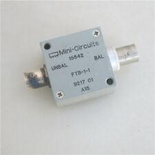 1pc Mini Circuits Ftb 1 1 02 500mhz Rf Bnc Coaxial Transformer