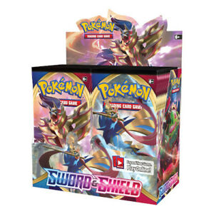 Pokemon-TCG-Sword-and-Shield-Booster-Pack-In-Stock