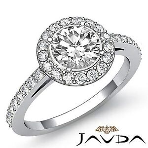 1-95ct-Round-Diamond-Classic-Engagement-GIA-F-SI1-14k-White-Gold-Halo-Pave-Ring