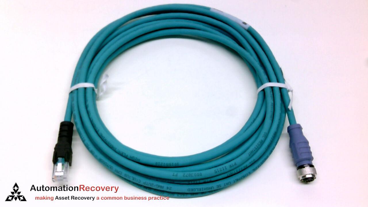 Turck RKCD Rj45 441-6m Cable/ethernet 6meters Female/ethernet St | eBay