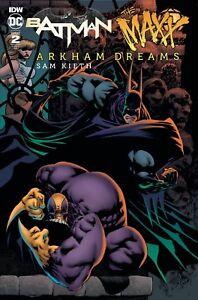 Batman-The-Maxx-Arkham-Dreams-2-Kelley-Jones-1-10-Variant-Cover