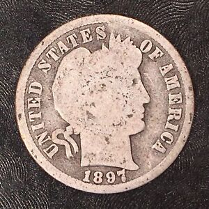 1897-S-Barber-Dime-See-the-High-Quality-Scans-G205