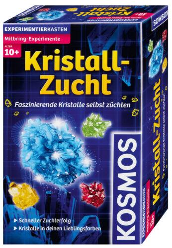 KOSMOS Kinder Experimentierkasten Kristall-ZuchtMitbring-Experiment ab 10 J.
