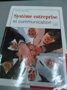 Siste'me entreprise et communication