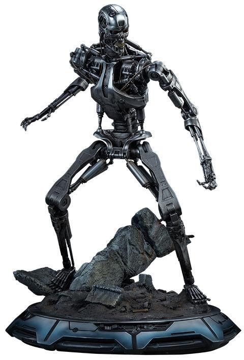 Terminator T-800 resistencia 20.5  Maquette Estatua (Sideshow Collectibles)  NEW