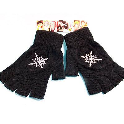 Anime Vampire Knight Kiryu Zero Cosplay Cotton Knitted Gloves Warm Mittens Gift