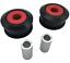 2-X-Seat-Leon-Cupra-R-MK1-Frente-Wishbone-Trasero-Brazo-99-06-Poly-PSB-Bujes-Forjado miniatura 4