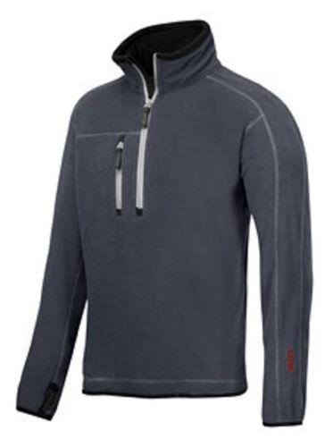 """/""""MEZZA ZIP PILE Workwear Maglione Inverno Nuovo di zecca per 2014 SNICKERS 8013 A"""