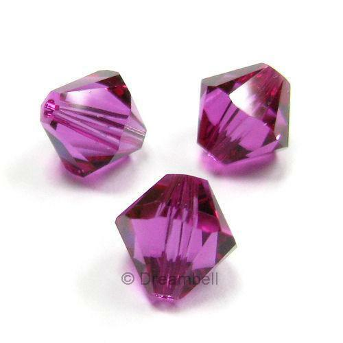 SWAROVSKI XILION CRYSTAL Element 5328 Bicone Bead Many Color Size 5mm 6mm 8mm