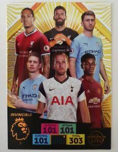 2020-21-PANINI-Adrenalyn-EPL-Soccer-Card-Invincible-Kane-Alisson-Rashford