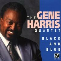Gene Harris, Gene Harris Quartet - Black & Blue [new Cd] on Sale