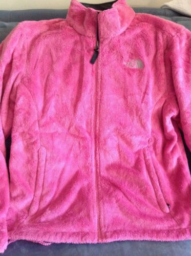 Veste Occasion Rose Femme Polyester North 100 Face XL Taille qq7BUr
