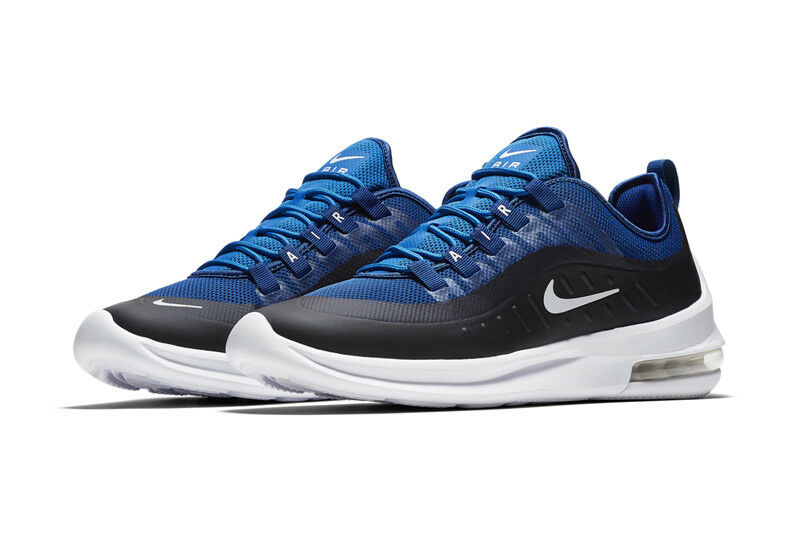 NEW NIB Uomo Nike Air Max Axis Running Shoes Torch Sequent AA2146 400