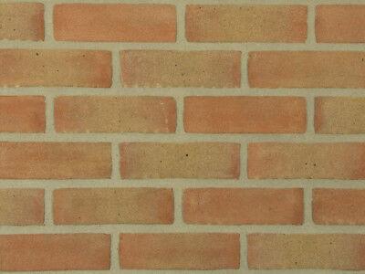 Diszipliniert Formback-verblender Wdf-format Bh648 Rot Naturell Vormauersteine Klinker Hell In Farbe Klinker Heimwerker