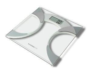 Image Is Loading Salter 9141 Wh3r Gl Body Fat Yser Bathroom