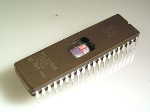 AMD AM27C2048-150DC 2 megabit CMOS EPROM OM0148X 128 K x 16-Bit