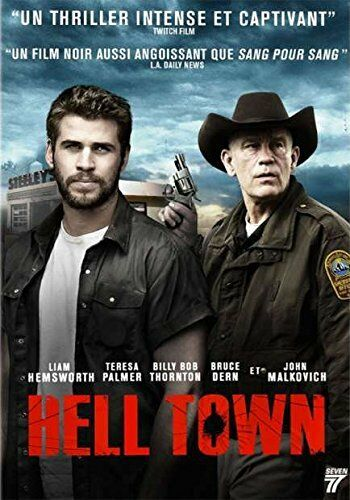 "Cut Bank  "" HELL TOWN "" - DVD - NEUF - VERSION FRANÇAISE"