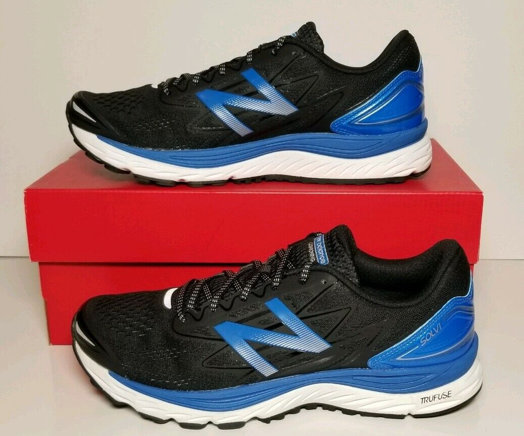 NEW BALANCE MEN'S RUNNING SIZE 9 NEW IN BOX  TRUFUSE  MSOLVRB1