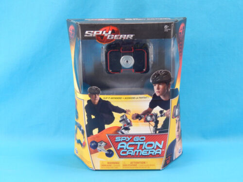 Spy Gear Spy Go Action Camera New Sealed Spin Master