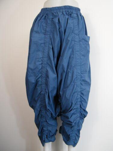 Cols en large parachute Taille de M 3 L superposé coton Pantalon 6 100 aspect zqCFTxx5R