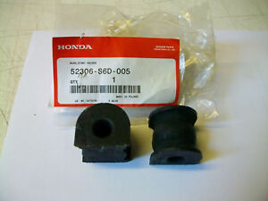 FOR HONDA CRV 1997-2002 PAIR FRONT ANTI ROLL BAR ANTIROLL BAR D BUSHES D-BUSHES