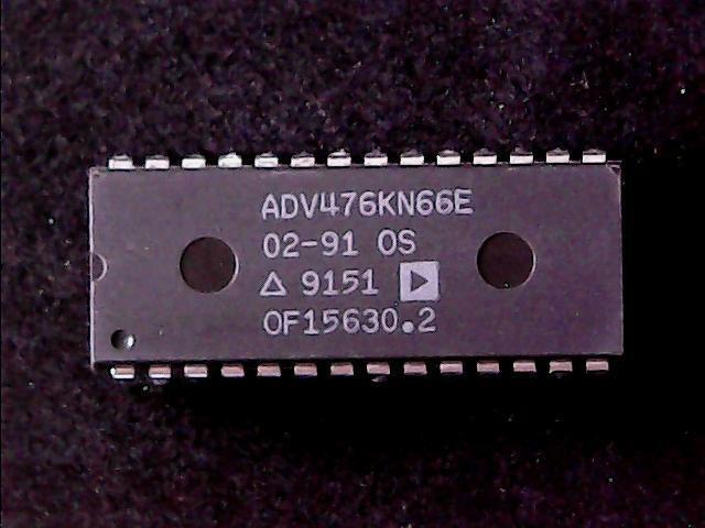 Analog Devices AD7528KN DAC lot of 4