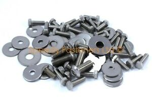 Speedy Fasteners Yamaha Diversion XJ900 1994-2004 Stainless Steel Bolt Kit For Fairings /& Screen