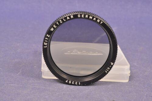 Leica Leitz polarizzatore P-Cir Circular e55 13357 Polarizer