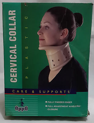 OPPO 4190 Soft Orthopedic Deluxe Cervical Collar Neck Support Brace Size:  Small
