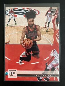 2019-20-Panini-Chronicles-Coby-White-RC-Rookie-121