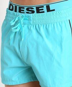 1c55b32ecad DIESEL Beachwear 'Dolphin' Men's Swim / Bathing Trunks Board Shorts ...