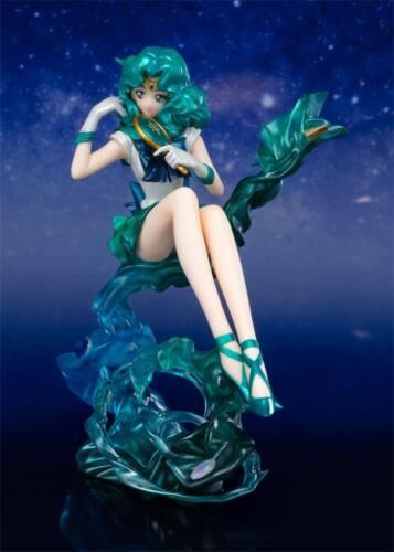 Offiziell Lizenzierte Sailor Moon Figur Figuarts Zero Chouette Neptun
