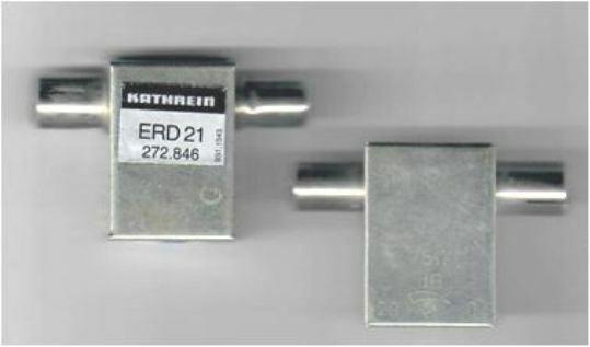 Kathrein ERD 21 Dämpfungswähler Pegelsteller DVB-T1 – DVB-C