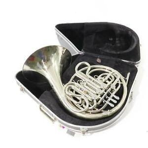 Reynolds-Contempora-Double-French-Horn-in-Nickel-Silver-SN-273543-GREAT-PLAYER
