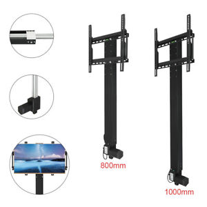 LCD-Motorised-TV-Stand-Lift-Mount-Bracket-Stroke-for-32-034-70-034-TV-Cabinet