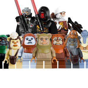 Action Figures Building Blocks Star Wars New Small Toys TV Movie Hobbies