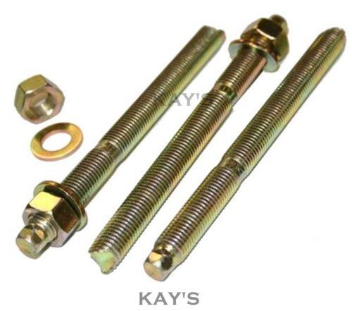 Química De Resina Premium fijación pernos roscados rod/nuts/washers M8 y M10, M12, M16, M20