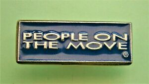 Details about H423:) Enamel People on the Move Disability badge lapel pin