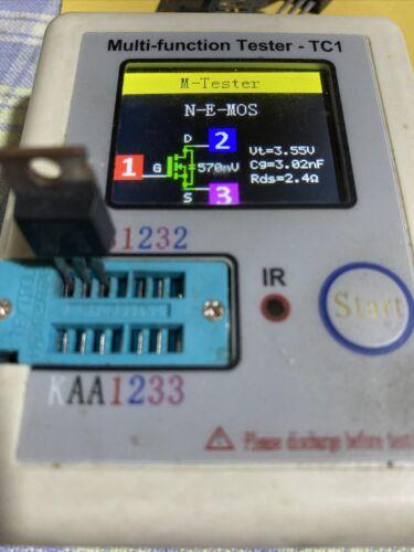 1pezzo P11n80c3 P11N80 SPP11N80 SPP11n80c3 to-220ab mos-fet NPN originale ST
