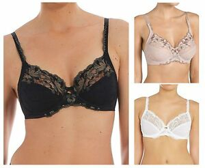 f7bc5e2961fea Image is loading Triumph-Modern-Bloom-Underwired-Non-Padded-Bra-10158473-