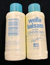 wella balsam extra body instant conditioner 8 oz ebay