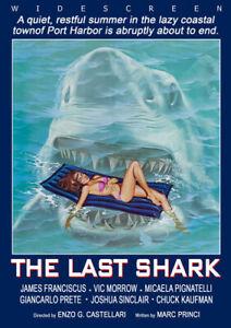 The Last Shark (1981) (Vic Morrow) DVD NEW