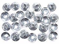 Datsun Emblem & Trim Pal Nuts- Fits 6.3mm Studs- 11mm Hex- Qty.25- 081