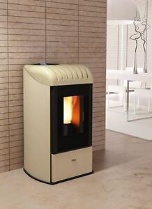 Stufa A Pellet Anselmo Cola Focus Hr Canalizzabile 15 Kw | Deal ...