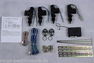 Universal Zv Zentralverriegelung NachrÜst Für Mb Hyundai Kia Vw SorgfäLtig AusgewäHlte Materialien
