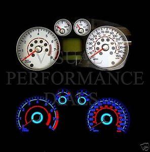 Details About Ford Focus Mk2 Petrol Hatchback 1 6 Speedo Dash Panel Interior Bulb Light Kit