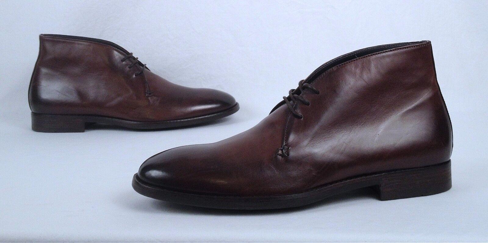 Nuevo    para arrancar Nueva York botín-marrón-Talla 10 M -  425 (C4)