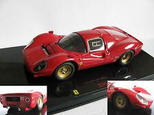 Mattel Ferrari 330 P4 rot 1:43